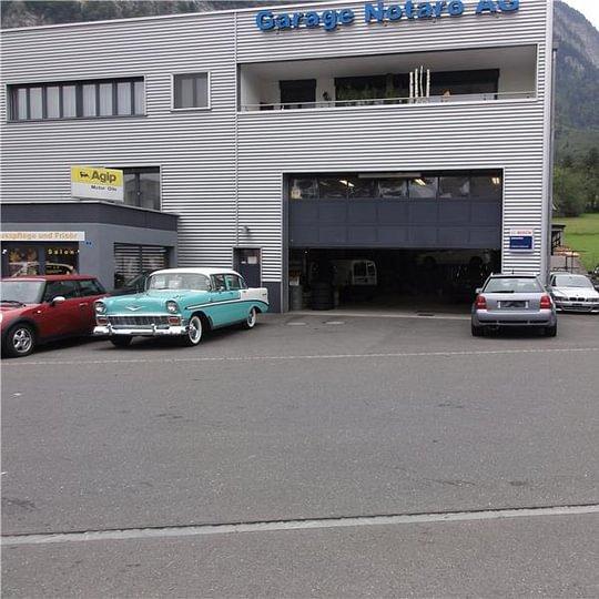 Autoservice Notaro Anstalt