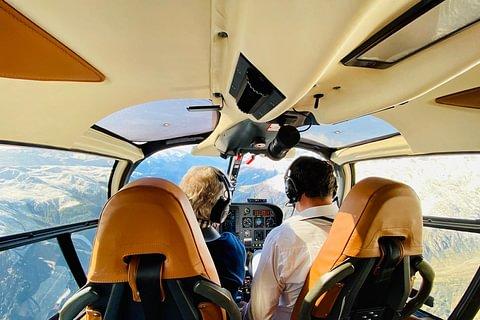 Volo in doppio comando con COLIBRI  EC 120 B