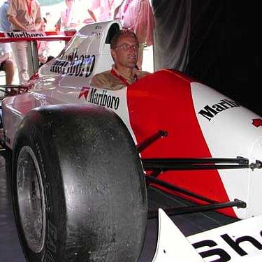 Formel 1 - Simulator
