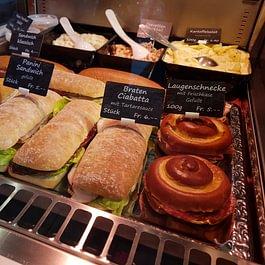 Sandwich Theke