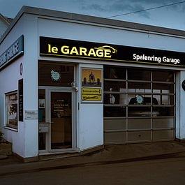 Spalenring Garage GmbH