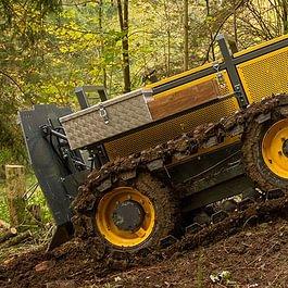 Alther Martin Forst- und Landmaschinen AG, Eggersriet - Raup-Trac RT55eco