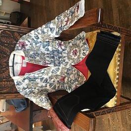 Jacke von Jan Mayen, Cambio, Flex Schuhe