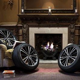 Hotel à pneus