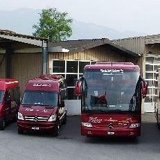 Rheintal Reisen Sieber, Diepoldsau - unsere Flotte