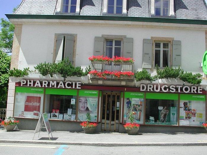 Pharmacieplus Bourquin