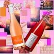 La vie en Rose... Miselle Rose und Gamay, Rouge Brut, jetzt auch im Degustations-Set erhältlich!