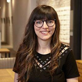 Sandra Di Donato, Augenoptikerin EFZ
