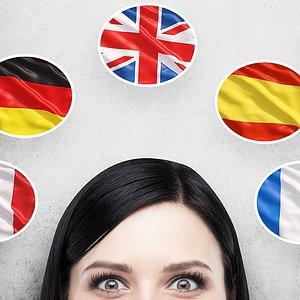Sprachkurse in fünf Sprachen