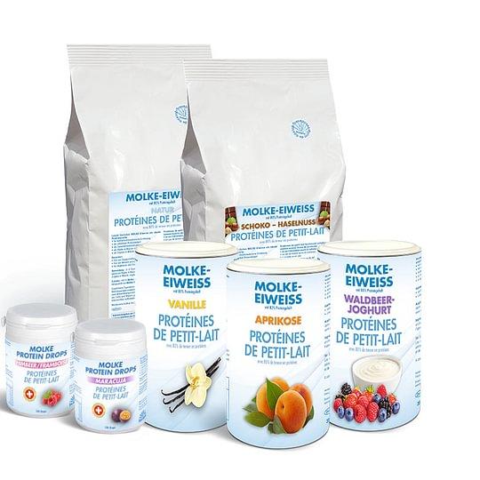 Biosana Molke-Eiweiss Mit 80% Proteingehalt