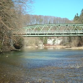 Expertise du Pont sur la Sarine à Hauterive - année 2011 - 2012