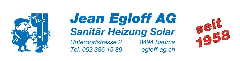 Egloff Jean AG