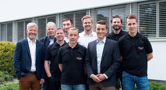 Helmut Fischer AG Team