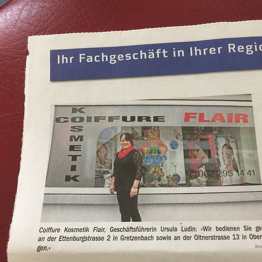 Coiffure / Kosmetik Flair