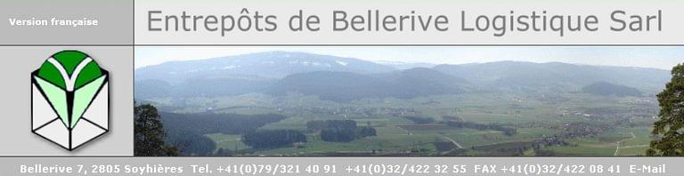 Entrepôts de Bellerive Logistique Sàrl