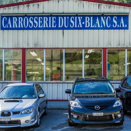 Carrosserie du Six-Blanc SA