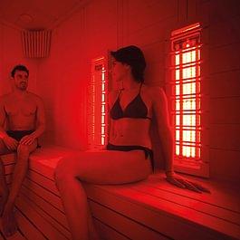 Sauna Infrarossi un bagno di calore che dona una piacevole sensazione di benessere e rilassamento