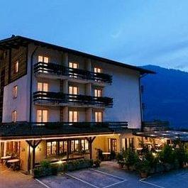 Restaurant, Hotel mit Hotpot Brienz Berner Oberland