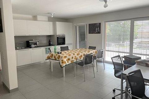 Stabio Moderne und helle 4,5-Zimmer-Wohnung mit Balkon zum Verkauf