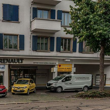 Gotthelf Garage AG