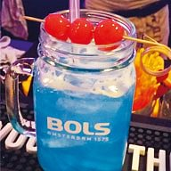 Bols Cocktail Blue