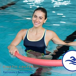 Our clinic offers aquatic therapy treatments every Tuesday and Thursday in Lugano.