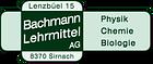 Bachmann Lehrmittel AG