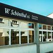 W. Schöntal AG - Fensterbau und Schreinerei Thun