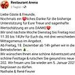 Betriebsferien von 18. Dezember 2020 bis Montag, 4. Januar 2021. Wir freuen Sie am 5. Januar wieder Begrüssen zu dürfen. Nathalie & René Feurer