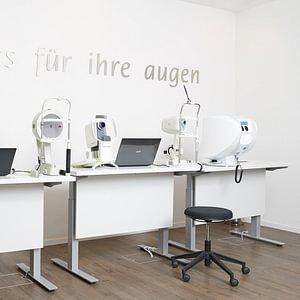 Kontaktlinsenstudio by eyeness AG