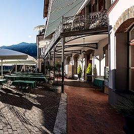 Terrasse Parkrestaurant