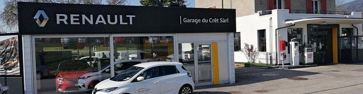 Garage du Crêt Sàrl