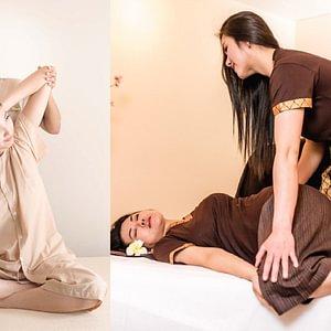 Vitalis Gesundheitsmassage (Nuad Thai Wat Po)