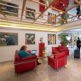 Lobby GAIA HOTEL