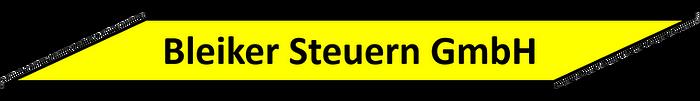 Bleiker Steuern GmbH