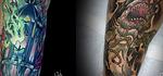 Tatouages couleur