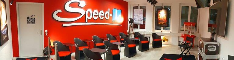 Speed-L, école de conduite