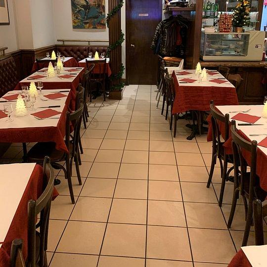 Restaurant Pizzeria du Jet d'Eau