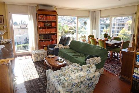 AGNO 4.5 Zimmer-Penthouse zu verkaufen