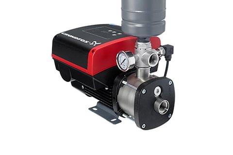 Druckerhöhungsanlage Grundfos HydroMono CMBE 5-62
