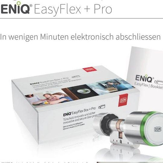 DOM Schweiz AG Altendorf SZ - ENiQ Easy Flex
