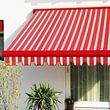 Stores en toiles pour balcons et terrasses