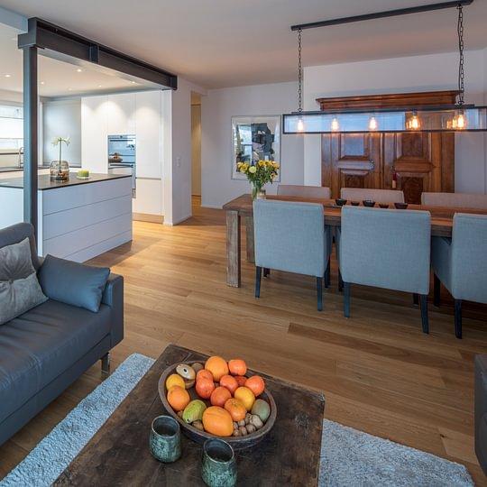 Gesamtsanierung einer Eigentumswohnung in Füllinsdorf