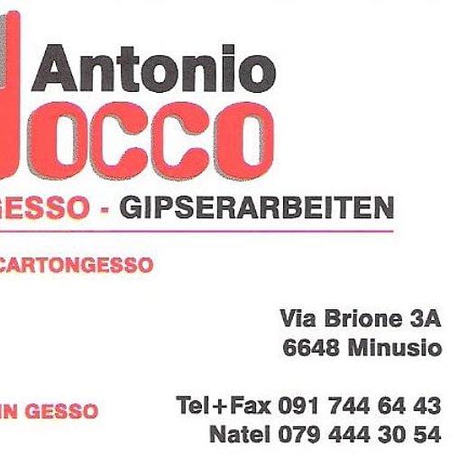Nocco Antonio Impresa di gessatura - Locarno - Locarnese - Ticino