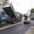 Fehr Transport AG St.Gallen Belagsfahrzeug