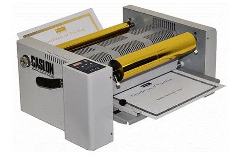 Machine à dorure personnalisée Caslon FT12