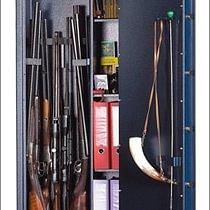 A. A. Aabacs SA - Coffre pour armes