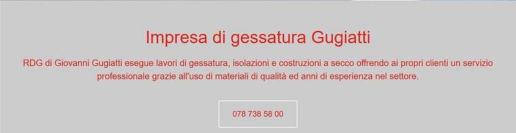 RDG di Giovanni Gugiatti - Ditta Individuale