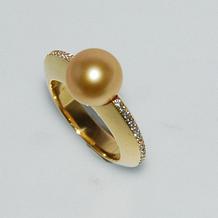 alliance perle or Lausanne bijoux Zeudi Cabiddu Suisse