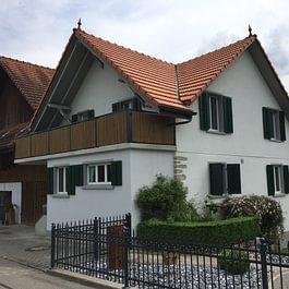Renovation Fassade